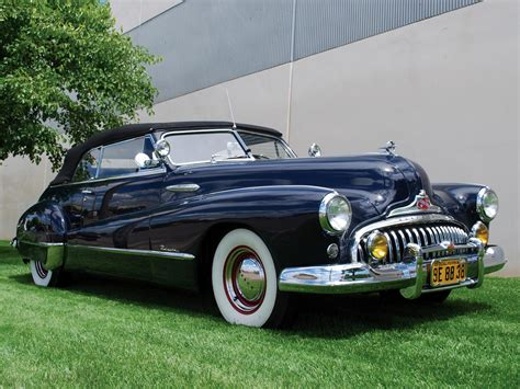 Buick Pontiac Gmc 1948 Buick Roadmaster Information And Photos Momentcar