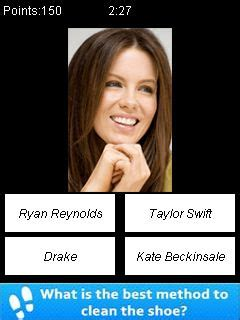celebrity java games guess the celebrities java game for mobile guess the