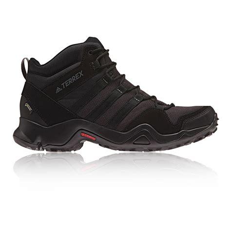 black waterproof shoes adidas terrex ax2r mid mens black waterproof tex