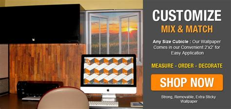 creating your own cubicle paradise 12 best images about dream cubicle murals on pinterest
