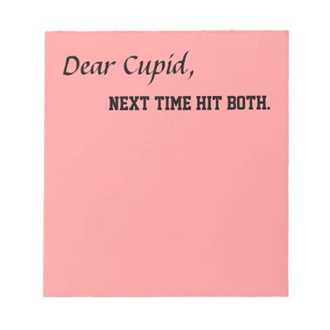 notepads gifts anti valentines day gift joke zazzle