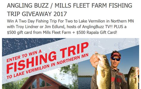 Qvc Christmas Sweepstakes - fishing trip giveaway 2017 enter online sweeps howldb