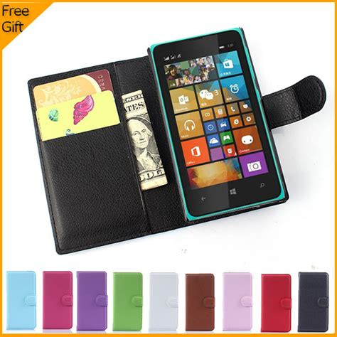 Casing Microsoft Lumia 532 aliexpress buy luxury wallet leather flip cover for nokia microsoft lumia 532 dual