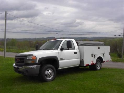 auto body repair training 2008 gmc sierra 3500 user handbook find used 2007 gmc 3500 utiltiy truck with 6 6 diesel duramax and allison 4x4 in kittanning