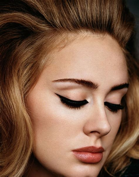 Makeup Adele the 25 best adele without makeup ideas on