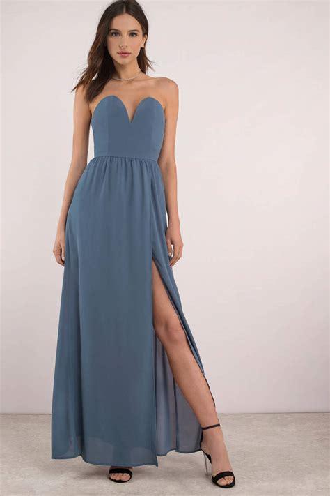 sweetheart maxi dress lilac maxi dress purple strapless gown 21 tobi us