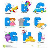 Alphabet Letters Stock Photography  Image 19124572