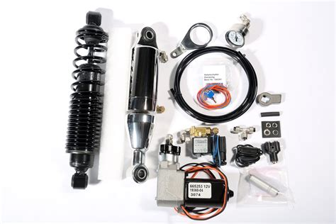 tb air ride suspension kit  touring