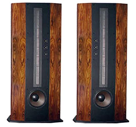 genesis ii 5 loudspeaker system stereophile