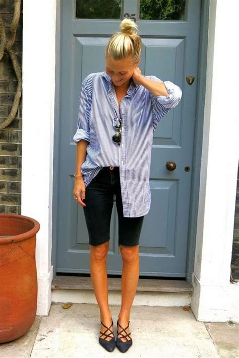 Ways To Look In Shorts by 13 Ways To Wear Shorts And Still Look Stylish Knee