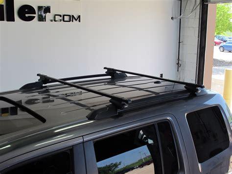 thule roof rack for honda pilot 2011 etrailer