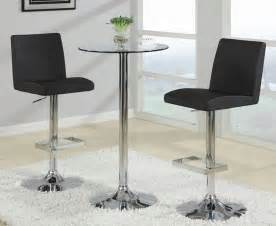 Glass Bar Table And Stools Chicago Discounted Modern Bar Table And Stools