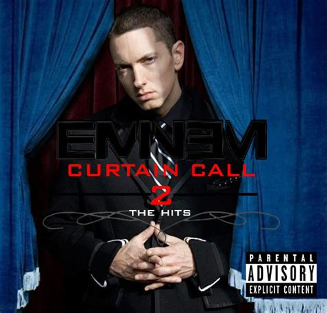 curtain eminem eminem curtain call 2 the hits by stanmurathan on deviantart