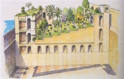 giardino babilonese dai giardini di babilonia alle citt 224 futuro