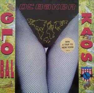Kaos Burton High Quality Lp dr baker global kaos vinyl lp album at discogs