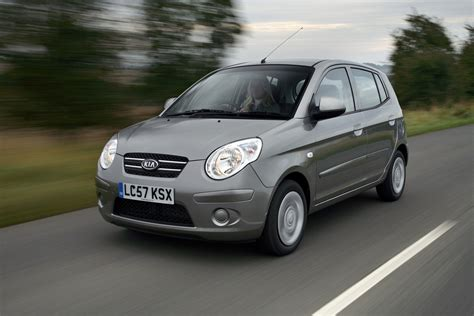 Kia Picanto 2005 Review Kia Picanto Hatchback Review 2005 2011 Auto Express