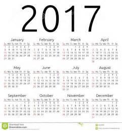 Vanuatu Calendario 2018 Calendario 2017 Domingo Vector Ilustraci 243 N Vector