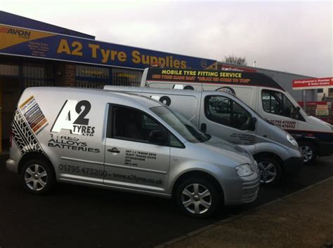 mobile tyre mobile tyre fitting a2 tyres