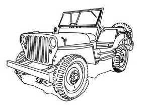 jeep coloring pages jeep printable coloring pages