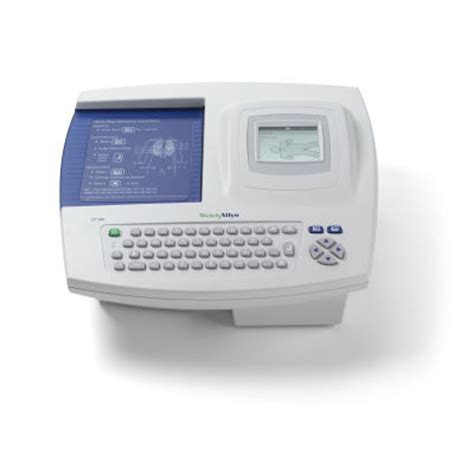 Sale Cp 7555a 100 new welch allyn cp 100 ekg for sale dotmed listing 415350