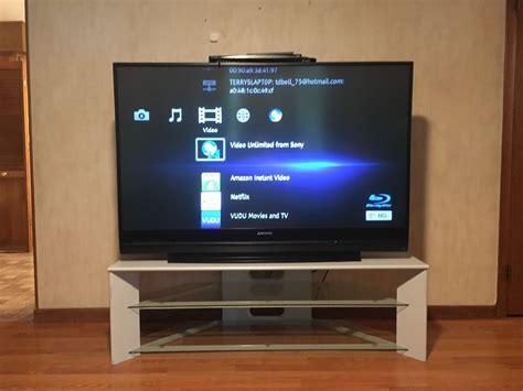 mitsubishi 1080p dlp hdtv l mitsubishi 60 inch dlp tv 1080 p ebay