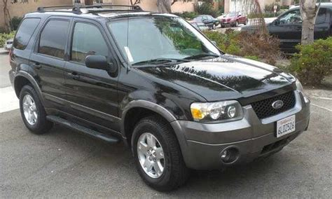 2006 ford escape 2006 ford escape information and photos momentcar
