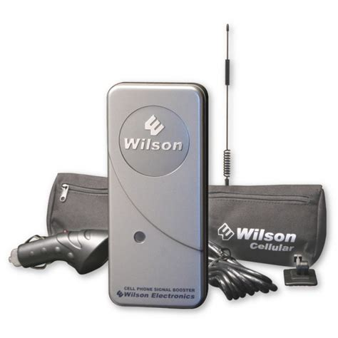 wilson  mobilepro dual band signal booster kit