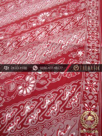 Batik Cap Pekalongan Ungu jual batik cap tulis pekalongan motif parang merah thebatik co id