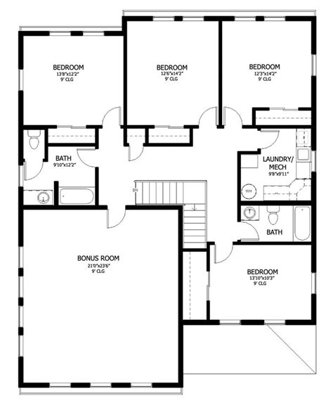 home design 50 50 40 x 50 house floor plans