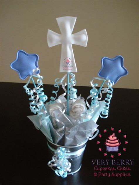 baptism centerpieces for boy 28 images best 25 baptism