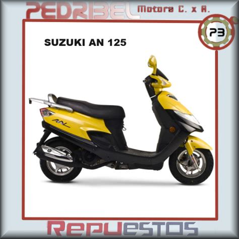 Pasola Suzuki Pedribel Motors Pasola An Suzuki 125