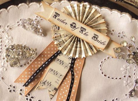 antique wedding accessories for vintage brides father