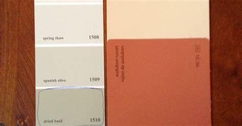 basement paint colors ben s powell buff audubon