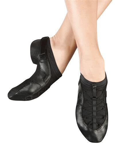 capezio fizzion slip on jazz shoe thedanceshopoflogan