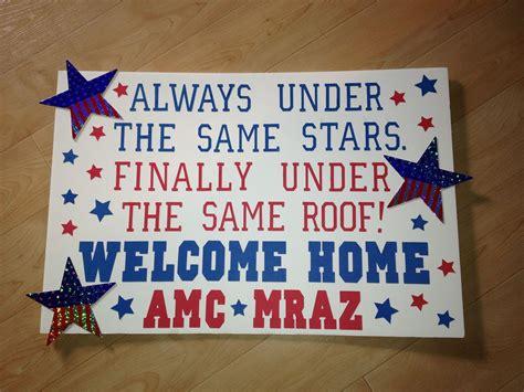 unique  home sign ideas  military