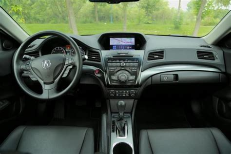 2014 Acura Ilx Interior by 2014 Acura Ilx Hybrid Review Car Reviews