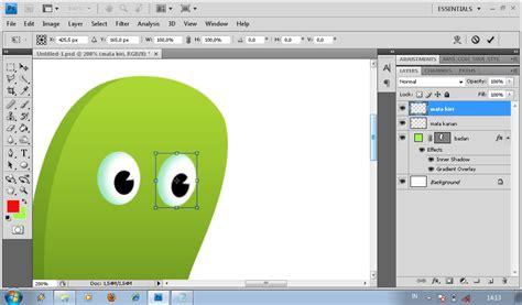 tutorial adobe photoshop membuat kartun tutorial membuat karakter kartun menggunakan adobe