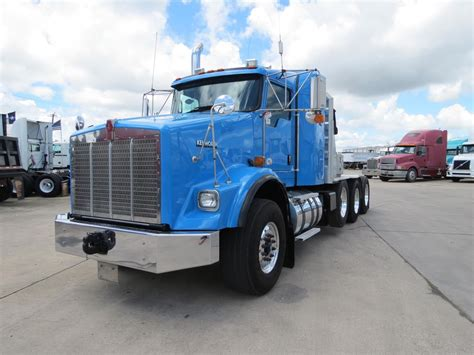 2010 kenworth truck 2010 kenworth conventional trucks for sale used trucks on