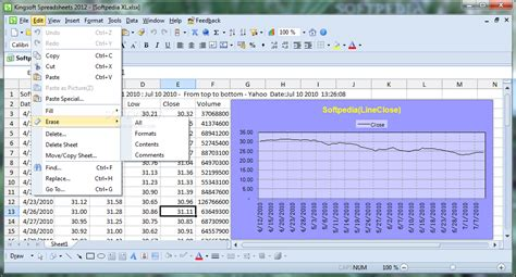 Kingsoft Spreadsheet by Kingsoft Spreadsheets