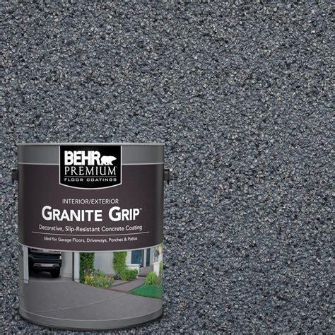 step  gal acrylic gray pearl anti slip concrete