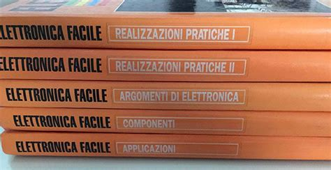 libreria elettronica elettronica facile primi libri di elettronica alfieri