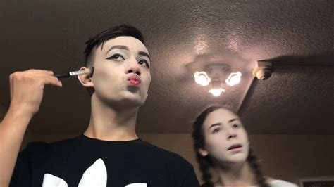james charles recreating flashback mary we get haunted by flashback mary watch us do makeup