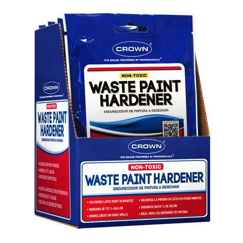 lowes paint shop crown 3 5oz waste paint hardener at lowes