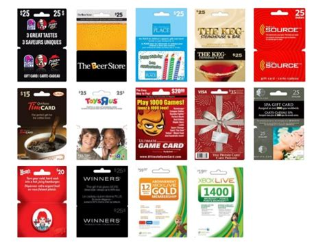Shoppers Gift Cards - shoppers drug mart gift cards