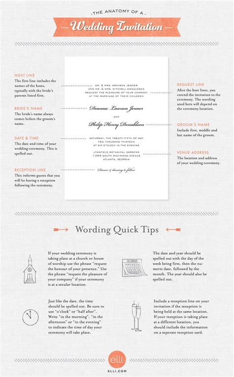How To Determine Wording Of Wedding Invitations by 121 Best Images About Wedding Invitation Ideas On