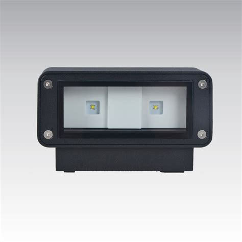 led wall washer lights wall washer surface mount bunker lights haneco lighting