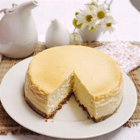Cheese Cake New York Cheesecake Crustabakes