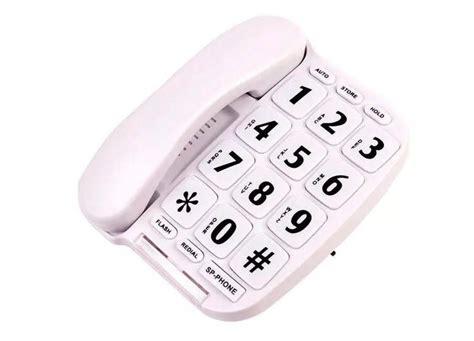 landline number for mobile big button corded landline phone phone for elderly south