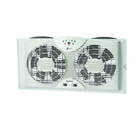 window fan lowes shop 8 5 in 2 speed window fan at lowes com