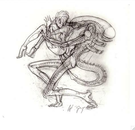 H R Giger Sketches by Hans R 252 Di Giger Operette Amorale Cd Cover